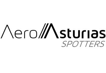 Logotipo AeroAsturias Spotters