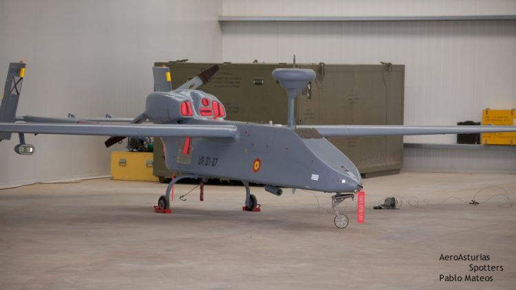 Dron IAI Searcher Mk.II
