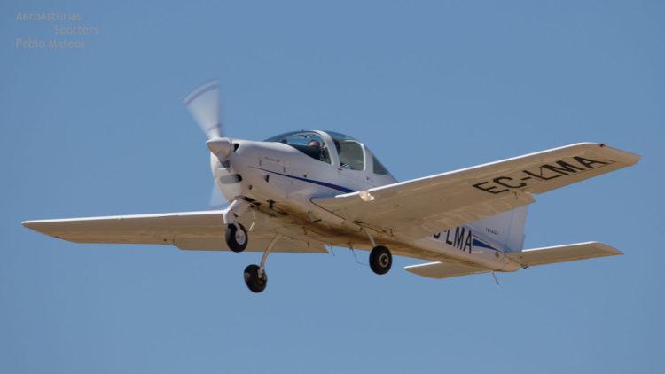 Tecnam P2002-JF (EC-LMA)