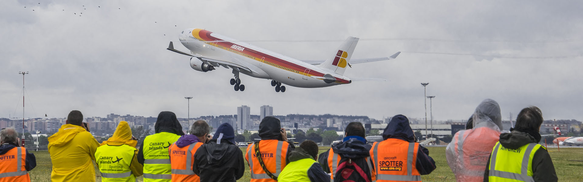 Spotters foto Aeropuerto Madrid Barajas