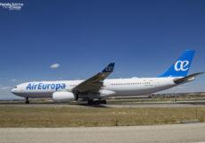 Air Europa Airbus A330-300 EC-MHL
