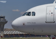 Cabina A321 EC-IGK de Iberia