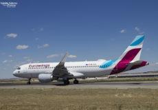 Eurowings Airbus A320 OE-IQA
