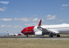 Norwegian Boeing 737 Next Gen EI-FJJ