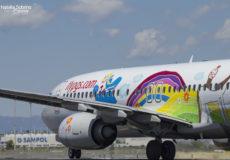 Pegasis Boeing 737 Next Gen TC-CPN
