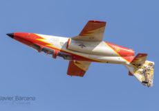 CASA C-101 Patrulla Águila invertido