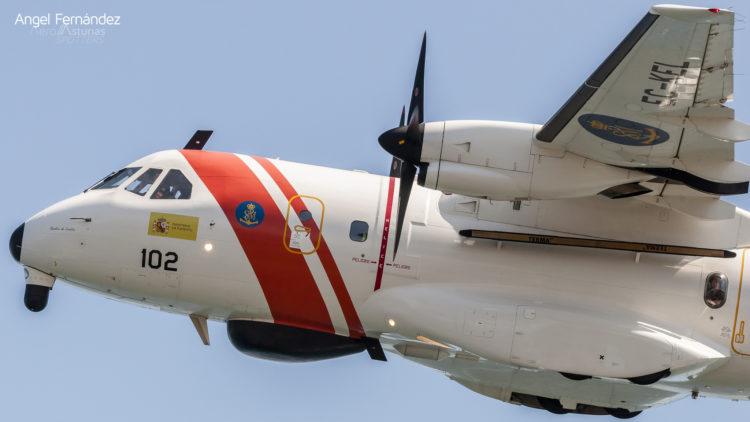 CASA CN-235 Salvamento Marítimo (EC-KEL)