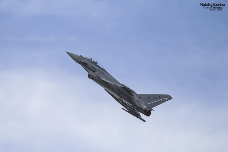 Eurofighter Typhoon Leon ABA 25