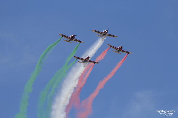 Pionner Team bandera italia